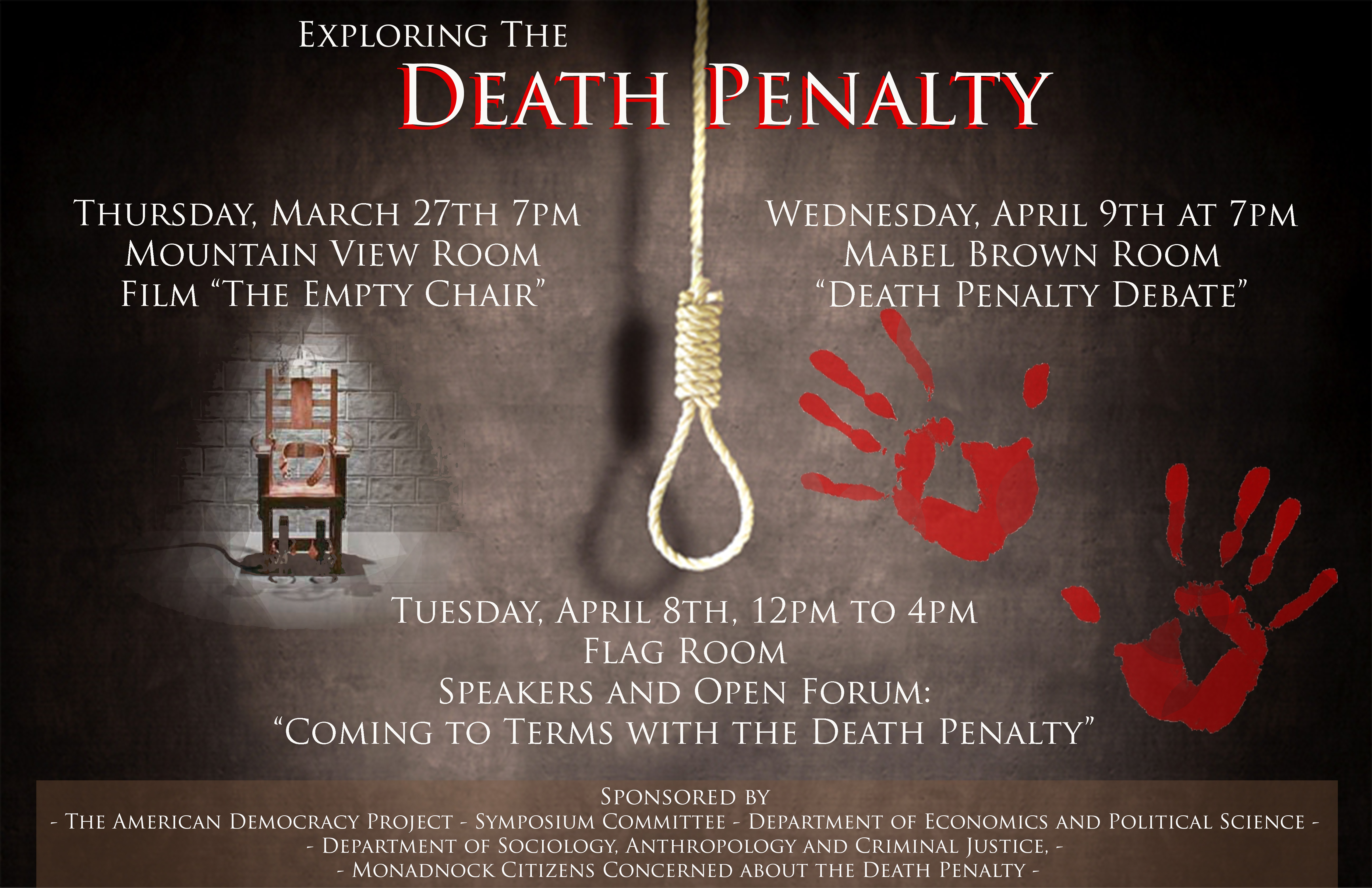 a personal recount on the death penalty Watson was among a group of anti-death penalty advocates at the state capitol on wednesday night, observing what was expected to be a lengthy debate by the state senate to abolish capital.