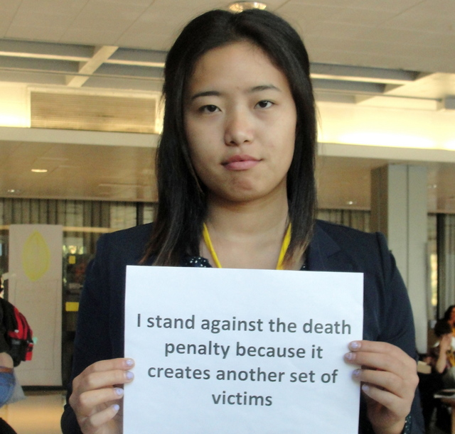 Essay Death Penalty